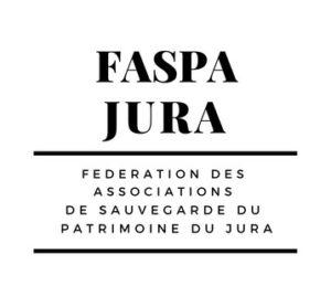 Logo fédération des associations de sauvegarde du patrimoine du Jura